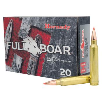 Hornady Full Boar, 300 Win, 165 Grain, GMX, Lead Free, 20 Round Box 82023, UPC : 090255820232
