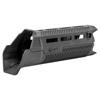 "Mission First Tactical Tekko, Drop In MLOK Rail System, Fits AR15 Carbine 7"", Polymer, Black Finish TP15MRS, UPC :814002020702"