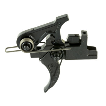 Geissele Automatics Hi-Speed Match Universal Trigger, Includes 1 Trigger and 3 Springs (for the Hi-Speed Match, Hi-Speed DMR and Hi-Speed Service Trigger), Black 05-181, UPC :854014005182