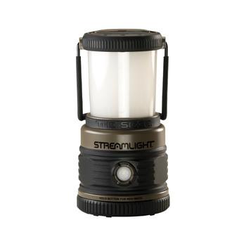 Streamlight Siege Lantern, 340 Lumen, SOS, Red LED, 30 Hour Run Time, Coyote Brown 44931, UPC : 080926449312