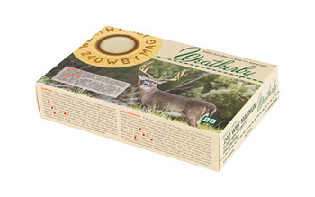 Weatherby Select Ammunition, 240 Weatherby, 100 Grain, Normal Spitzer, 20 Round Box G240100SR, UPC :747115422852