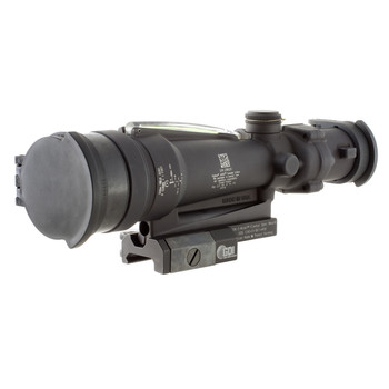 Trijicon ACOG 3.5x35 Scope, Dual Illuminated Green Horseshoe/Dot M249 Ballistic Reticle with GDI Mount and ARD TA11MGO-M249, UPC :719307304482