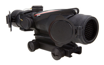 Trijicon ACOG, 4x32, Dual Illuminated, Red Chevron, ARMY Rifle Combat Optic (RCO) for the M150 With TA51 Mount TA31RCO-M150CP, UPC :719307302242