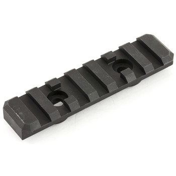"Troy Quick Attach Picatinny Rail Section, Fits Certain TROY Rail Systems including TRX 308, TROY HK, TRX Extreme, Alpha and Delta Rails, and T-22 Sport Chassis, M7 Uppers and M7 Kit, Delta Rails, Secures with 2 screws, 3.2"", Black Finish SRAI-TRX-P3B"