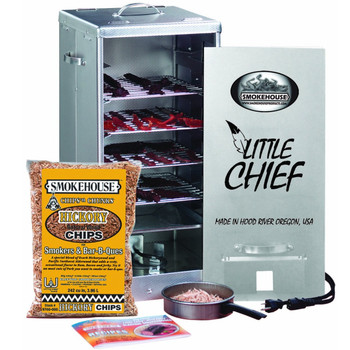 Smokehouse Little Chief Front Load Smoker, UPC :876628001442