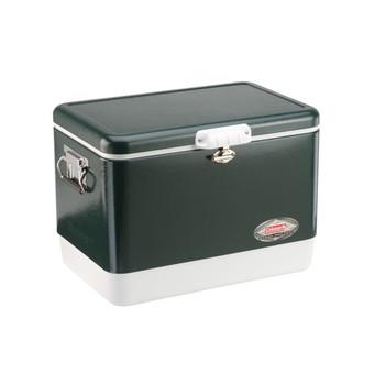 Coleman 54-Quart Steel-Belted Cooler, UPC : 076501344042
