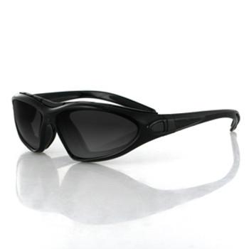 Bobster RoadMaster Conv Sunglasses Blk Frame PhotoC Lens, UPC :642608024912