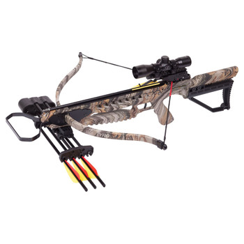 Centerpoint Tyro Recurve Crossbow - 175 Lbs. Draw, UPC :843382002602