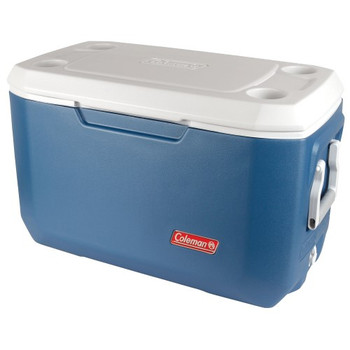 Coleman 70 Quart Xtreme Light Blue/White Cooler 3000002012, UPC : 076501380972