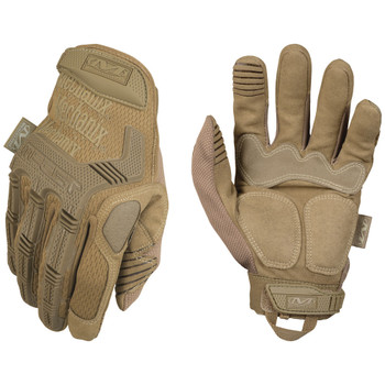 Mechanix M-Pact Coyote Glove Impact Protection Small, UPC :781513621042