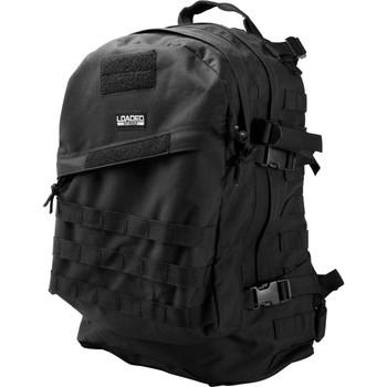 Barska Loaded Gear GX-200 Tactical Backpack - Black, UPC :790272984572