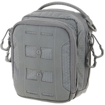 Maxpedition AUP Accordion Utility Pouch Grey, UPC :846909020622