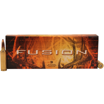 Federal Fusion Ammunition 7mm Winchester Short Magnum (WSM) 150 Grain Spitzer Boat Tail Box of 20, UPC : 029465097912