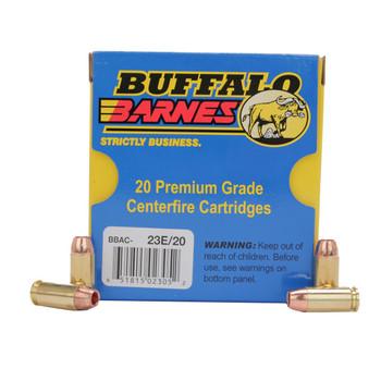 40SW 140gr Barnes TAC-XP /20, UPC :651815023052