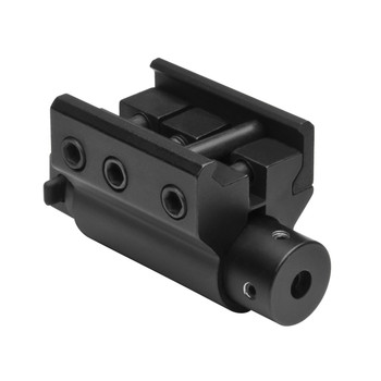 NcStar Red Laser Sight with Weaver-Style Mount Black, UPC :814108012472