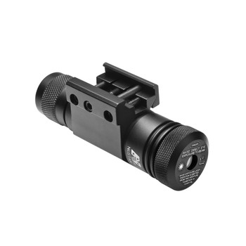 NcStar 5mw Green Laser Sight with Weaver-Style Mount Matte, UPC :814108012502