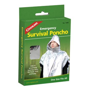 Emergency Survival Poncho, UPC : 056389013902