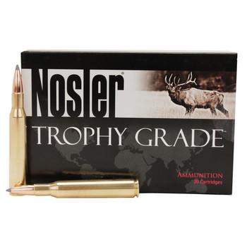 Nosler Trophy Grade Ammunition 270 Winchester 150 Grain AccuBond Long Range Box of 20, UPC : 054041601252