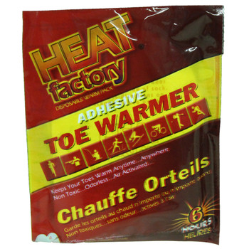 Adhesive Toe Warmer, UPC : 037137019452