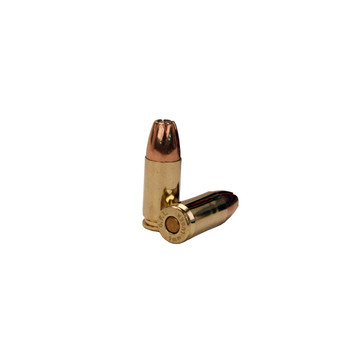 Fiocchi Shooting Dynamics Ammunition 9mm Luger 147 Grain Jacketed Hollow Point Box of 50, UPC :762344001692
