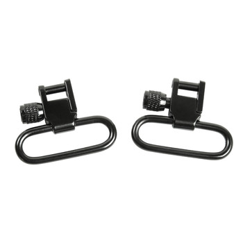 "1"" Lockable Sling Swivel (Pair)/Black, UPC :848754002532"
