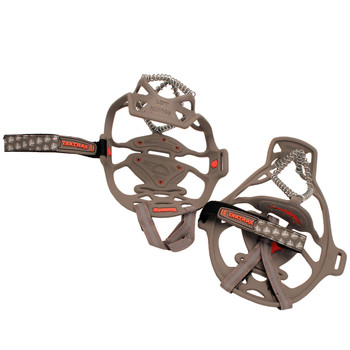 Yaktrax Run,Gray/Red,S, UPC : 096506081612