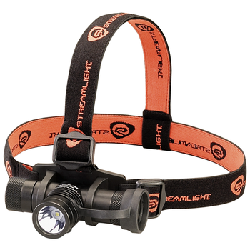 Streamlight ProTac HL USB Headlamp LED with Rechargeable Lithium Ion Battery Aluminum Black, UPC : 080926613072