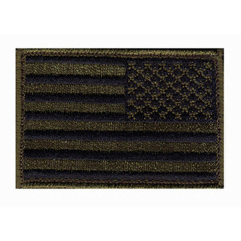 Blackhawk - Subdued American Flag Patch, UPC :648018012952