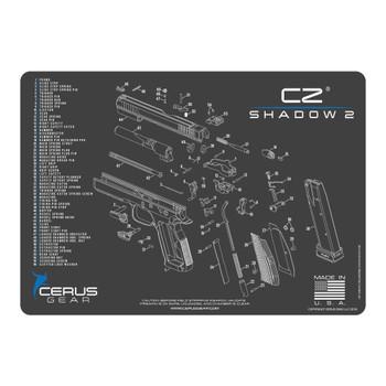 CZ SHADOW 2 CHAR GRY, UPC :680220903932
