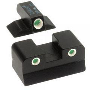 Trijicon - Bright  Tough'Ñ¢ Night Sights, UPC :719307204522