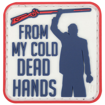 Cold Dead Hands 1.5  x 1.5  (Full Color), UPC :846909018612