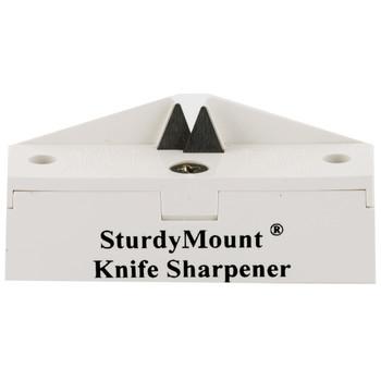 AccuSharp SturdyMount, Knife Sharpener, Silver 004C, UPC : 015896000041