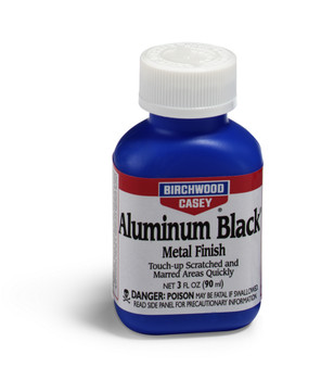 Birchwood Casey Aluminum Black, Liquid, 3 oz., Touch Up 15125, UPC : 029057151251