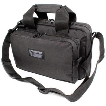 BLACKHAWK! SPORTSTER Shooters Bag, Black 73SB00BK, UPC :648018126291