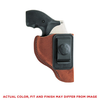 Bianchi Model #6 Inside the Pant Holster, Fits Glock 19/23/36, Right Hand, Suede 18026, UPC : 013527180261