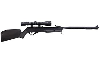 Benjamin Sheridan Vaporizer Air Rifle, Nitro Piston Elite Powered, .22 Pellet, Ergonomic Stock, Break Barrel,Two-Stage Adjustable Trigger, with 3-9x40 Scope, Single Shot, 950 Feet Per Second BVH22TPSS-SX, UPC : 028478151321