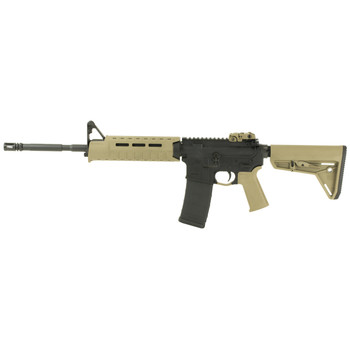 "Colt's Manufacturing LE6920MPS, Semi-automatic Rifle, 223 Rem/556NATO, 16.1"" Barrel, 1:7 Twist, Flat Dark Earth Finish, 30Rd, Magpul Slim Line Furniture, Magpul MOE SL Stock, Magpul MOE SL Grip, Magpul MBUS Gen 2 Flip-Up Rear Sight, Magpul MOE SL Han"