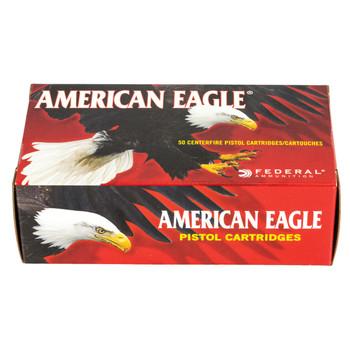 Federal American Eagle, 327100 Grain, Soft Point, 50 Round Box AE327, UPC : 029465099411