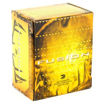 Federal Fusion, 44MAG, 240 Grain, Hollow Point, 20 Round Box F44FS1, UPC : 029465098391