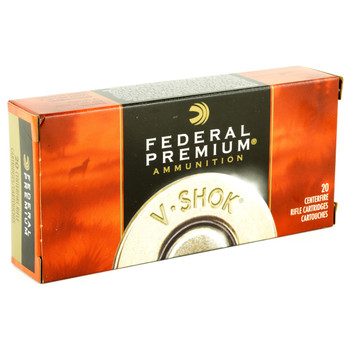 Federal TNT Green, 22-250, 43 Grain, Hollow Point, Lead Free, 20 Round Box P22250D, UPC : 029465099671