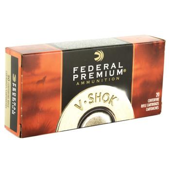 Federal Premium, 243WIN, 55 Grain, Nosler Ballistic Tip, 20 Round Box P243H, UPC : 029465096601