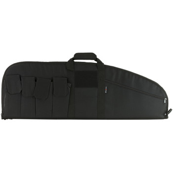"Allen Combat Tactical Rifle Case, Black Endura Fabric, 37"" 10642, UPC : 026509019121"