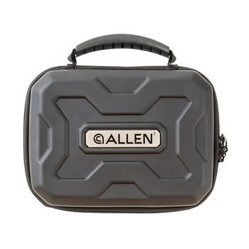 """Allen Exo Pistol Case, Black Thermo-molded Exoskeleton, 7""""X5.25"""" 82-7, UPC : 026509018841"""