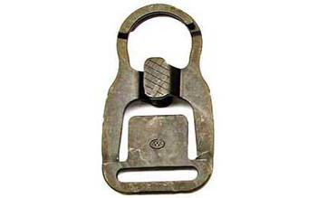 Blue Force Gear Mount, Mash Hook, Fits 1 Inch Webbing, Black P-MASH-100, UPC :814520014511