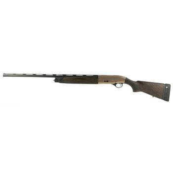"Beretta A400 Action, Semi-Automatic, 20Ga, 28"" Barrel, Bronze Receiver, Walnut Wood Stock , 2 Rounds J40AY28, UPC : 082442582351"