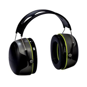 3M/Peltor Ultimate, Earmuff, Black, NRR 30, Folding 97042-PEL-6C, UPC : 051125005661