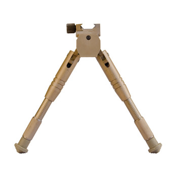 Caldwell Prone Bipod, Attaches to Picatinny Rail, Fits AR Rifles, Tan 534455, UPC :661120344551