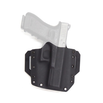 """Raven Concealment Systems OWB Pancake Wings, 1.25"""", For Phantom Holster, Black PC WNG 1.25, UPC :815188029381"""