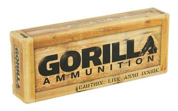 Gorilla Ammunition Company LLC 223 Rem, 69 Grain, Boat Tail Hollow Point, Sierra MatchKing, 20 Round Box GA22369SMK, UPC :858934003051