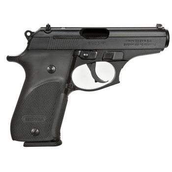 "Bersa Thunder Plus, Double Action, Compact, 380ACP, 3.5"" Barrel, Alloy Frame, Matte Black Finish, Polymer Grips, Fixed Sights, 15Rd, 1 Magazine THUN380PM15, UPC : 091664903851"